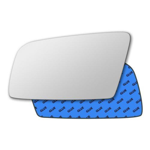 Left Hand Passenger Side Mirror Glass for BMW 6 series 2003-2010 0078LS