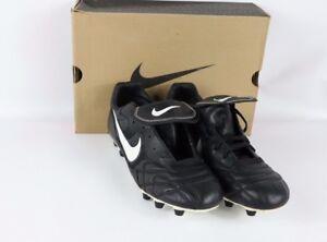 90s de Tiempo Nuevo Nike cuero M Premier fútbol 5 zapatos 12 de Hombre Tacos 3 Tpu Vtg pUw1dqU