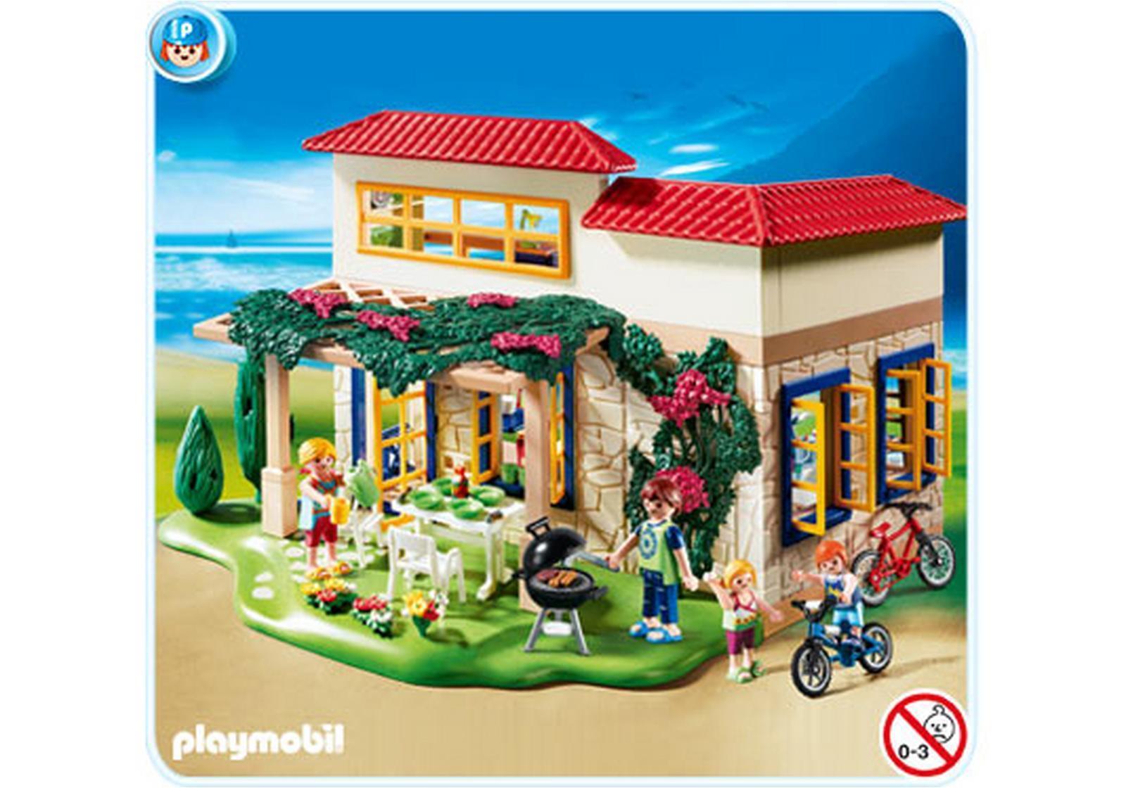 Playmobil 4857 Ferientraumhaus Toscana Ferienhaus City  OVP