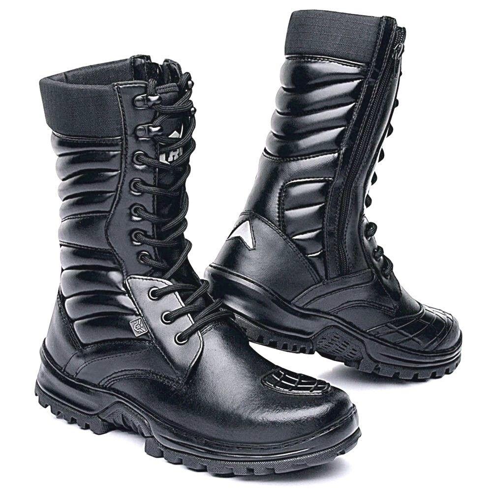 Artisti  militari SWAT Lavoro militare Tactical Hunting Outdoor Leather scarpe  per il commercio all'ingrosso
