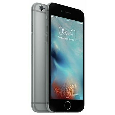 SIM Free Apple iPhone 6s 4.7 Inch 128GB 12MP Mobile Phone - Space Grey.