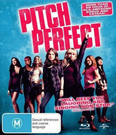 1 of 1 - Pitch Perfect (2012) Anna Kendrick - NEW - Blu-Ray