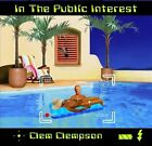 In the Public Interest by Clem Clempson (CD, Sep-2013, Repertoire)