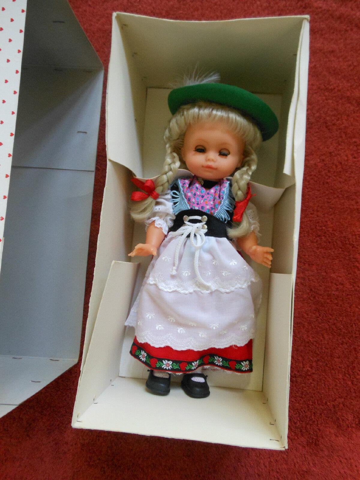 Sweetheart Dirndl Muñeca todavía en Caja 14    Vintage Hecho en Alemania Occidental  punto de venta en línea