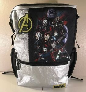 *MARVEL INFINITY WAR BACKPACK SMALL SIZE MARVEL AVENGERS BACKPACK AUTHENTIC!
