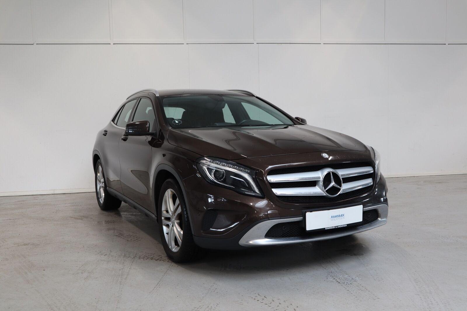 Mercedes GLA220 2,2 CDi aut. 4Matic 5d