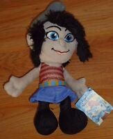 Vexy Smurf The Bad Girl Smurf 8.5 Plush Doll