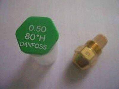 1x Brennerdüse Danfoss 0,40//80°H Hohlkegel Düsenwechsel reduziert den Ölverbrauc