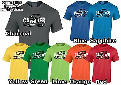 Lumipix Chevette Mens Car T-Shirt Great Gift!