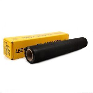 Lee-280-Blackfoil-Aluminum-Black-Wrap-15-24m-x-0-30m-Cinefoil-Sheet