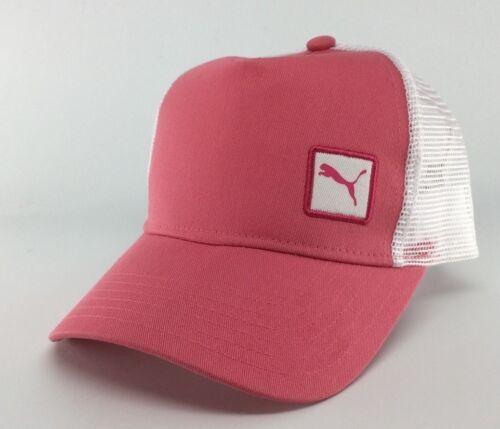 New Puma Evercat Sierra Womens Snapback Trucker Hat Cap