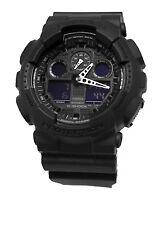 Casio GA100-1A1 G-Shock X-Large Black Ana / Digi  Men Watch NEW