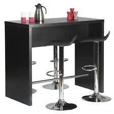 Perfect Breakfast Bar Table In Black Ash, White Or Sonoma Oak   Designer Breakfast  Bar