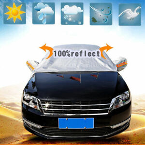 Auto-Protector-Winter-Snow-Ice-Rain-Dust-Frost-Windshield-Cover-Sun-Shade-Guard