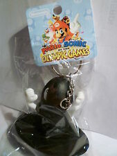 Super Mario Figures Key Ring Chain PORTACHIAVI Pallottolo Bill