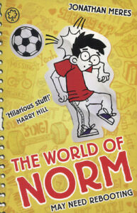 The-world-of-Norm-May-need-rebooting-by-Jonathan-Meres-Paperback-Great-Value