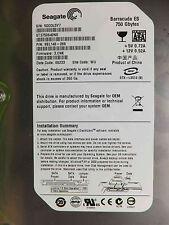 750 GB Seagate ST3750640NS | P/N 9BL148-269 | 3.CNK WU hard disc harddisk