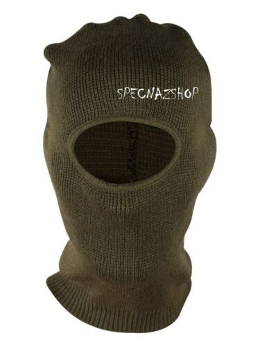 ARMY Issue Russian SNIPER`s Tactical Wool Blend WINTER BALACLAVA MASK 1 Hole
