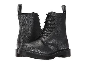 35fa83584cd2 Women s Dr Martens Pascal Lace Up Boot Black Silver Pebble Metallic ...