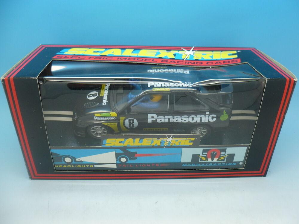 Scalextric C204 Ford Escort Cosworth Panasonic