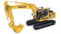Universal Hobbies Komatsu Pc200 I-10 Intelligent Machine Control 1:50 Scale 8107