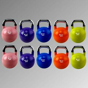 BodyRip-2-x-8-12-16-20-24-28-32KG-Competition-Kettlebell-Training-Set-Crossfit