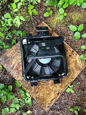For 2008-2016 Isuzu NPR HD A//C Condenser Fan Assembly Dorman 38173PH 2012 2011