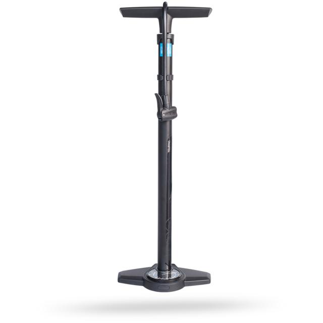 Pompa Shimano Da Terra Touring Pro Gonfiaggio Gomme Bicicletta Officina 11 Bar