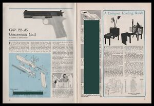 1963-COLT-22-5-Conversion-Unit-Exploded-View-Parts-List-Assembly-Article