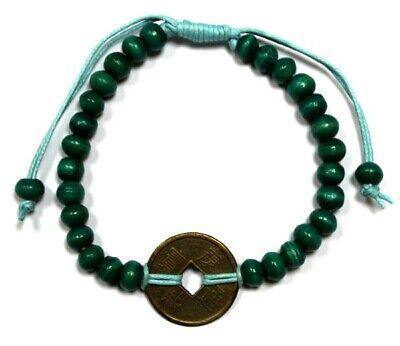 Limette Grün Brandneu Viel Glück Armband Feng-Shui