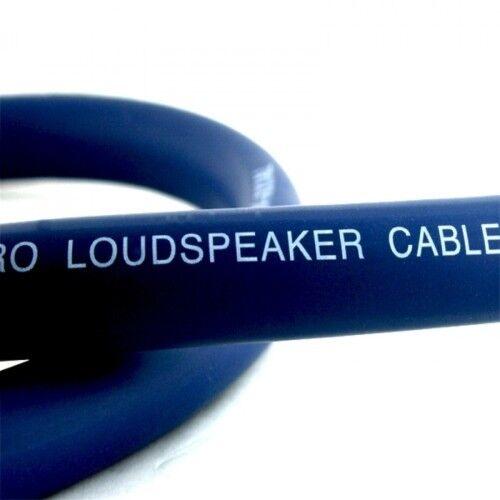 Van Damme Blue Series Studio Grade Speaker Cable 4.00mm BY THE METRE 268-545-060