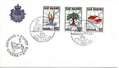 Stetig San Marine 1981 Fdc Aasfn Ebene Regler Allgemeine Ein Unverzichtbares SouveräNes Heilmittel FüR Zuhause San Marino