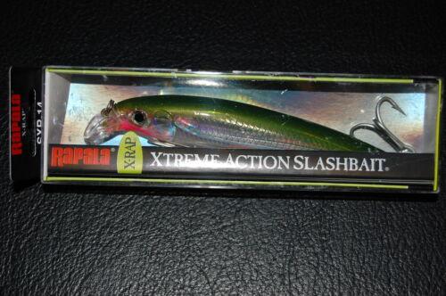 Rapala X-Rap Saltwater SXR14-OG Olive Green 140mm Suspending Slashbait Lure