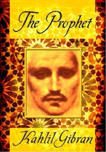 The Prophet,Kahlil Gibran- 9780572033644