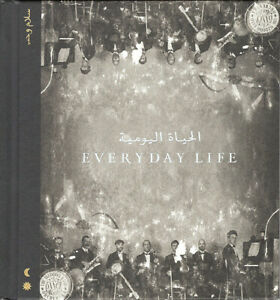 Coldplay Everyday Life Cd Digibook Nuovo & Sigillato