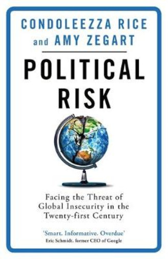 Condoleezza Rice-Political Risk BOOK NEU