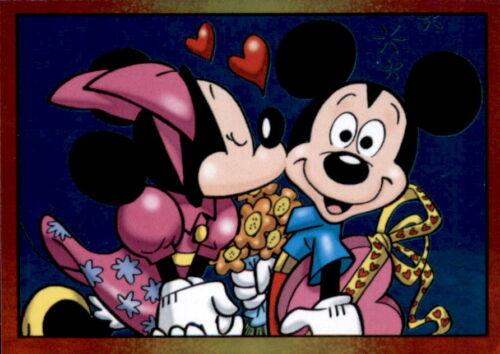 Panini sticker 126-disney 90 años Mickey Mouse
