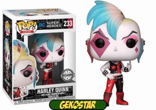 Punk HARLEY Quinn Funko POP Vinyl