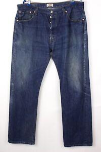 Levi's Strauss & Co Herren 501 Gerades Bein Jeans Größe W40 L34 BBZ220