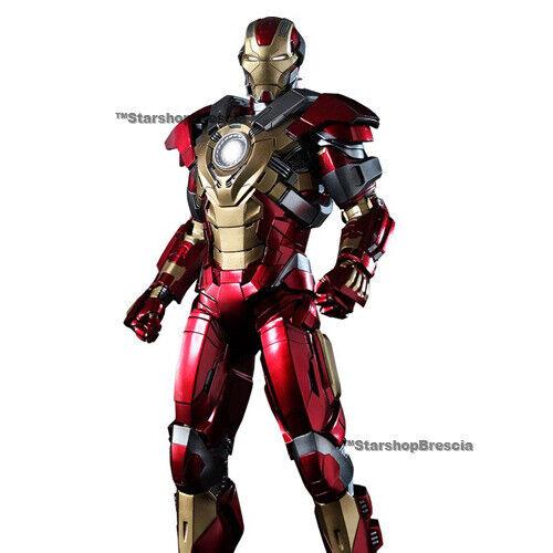 Eisen Man 3 - Mark 17 Xvii Heartbreaker 1 6 Action-Figur 12   Hot Toys MMS212