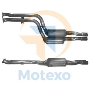 9//00-7//05 underfloor cat E46 BM91427 Catalytic Converter BMW 325i 2.5i