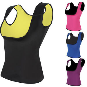 04e9fb11bc Lover Beauty Neoprene Shapewear Push Up Vest Waist Trainer Tummy ...