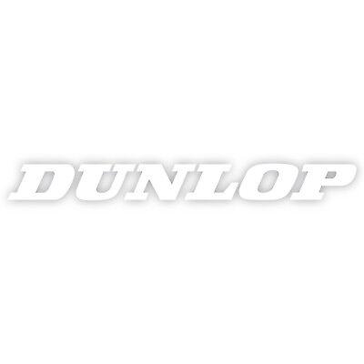 "2x Dunlop Tires Logo 6/"" Decal Sticker car truck window laptop wheel suv offroad"