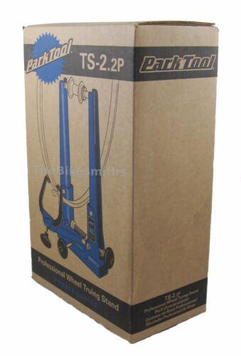 Park Tool TS-2.2P Blue Pro Bike Wheel Truing Stand/& TSB-2 Tilting Base /&Warranty