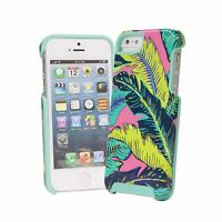 Vera Bradley Novelty Hybrid Case For Iphone 5 In Palm Feathers on sale