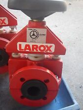 Larox 11 PVE 1.5 M75-601L Flowrox Enclosed Body Valve