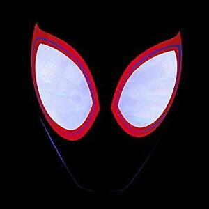 Spider-Man-Into-The-Spider-Verse-Soundtrack-Various-Artists-NEW-CD