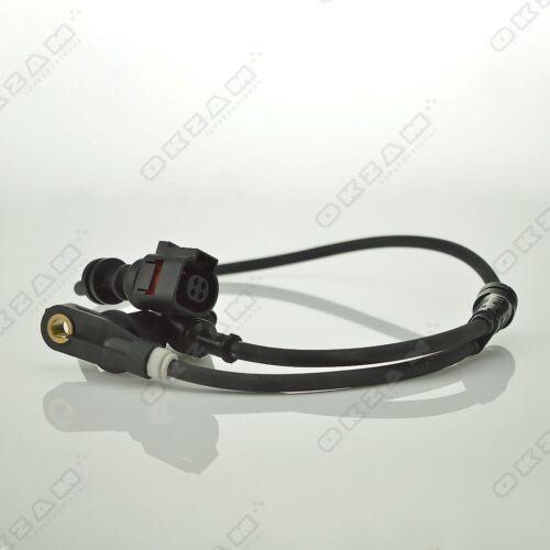 ABS//roue Capteur de vitesse avant gauche pour VW SHARAN 7 M 7M3927807H