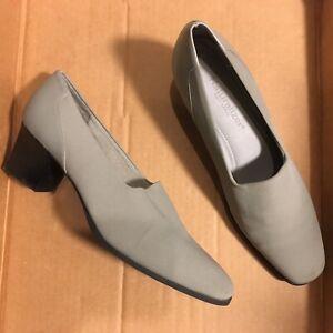 Naturalizer Soft Shoes Sz 7.5N Grey