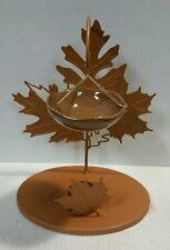 Yankee Candle Fall Autumn Foliage Leaves Hanging Tart Burner / Warmer New !